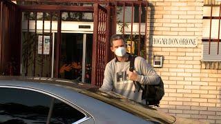 Urdangarin continúa con su rutina en Madrid antes de su traslado a Vitoria