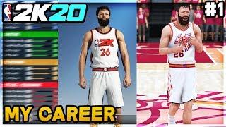 NBA 2K20 My Career