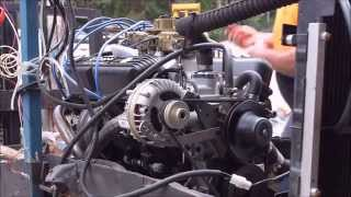 Chrysler 360ci Small Block Magnum Engine Test