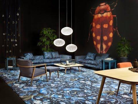Moooi. Итальянская мебель, светильники, аксессуары. iSaloni 2017