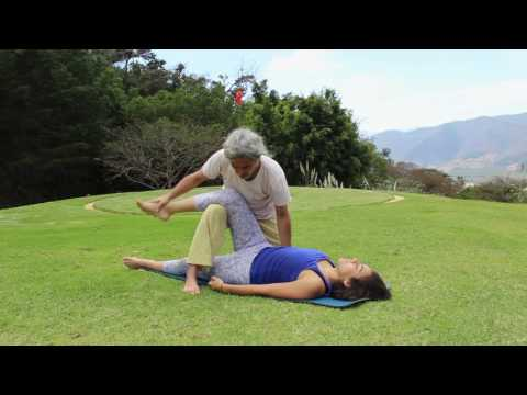 Thai Yoga Massage with Ivan Medici - Moments of magic.