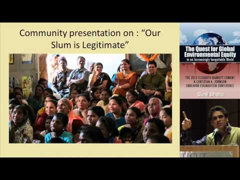 Globalization's Unequal Environmental & Social Impacts in India 2013)
