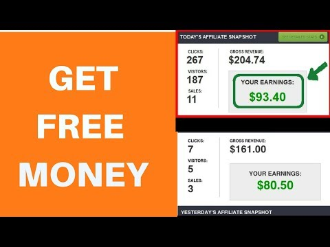 Make Money Online Paypal 2017 - How To Get Free Money (100$-200$ A Day)