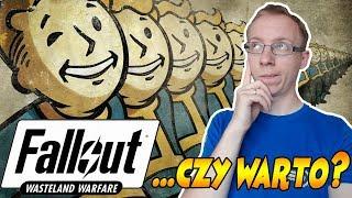 Fallout: Wasteland Warfare   Skok na kasę, czy dobry bitewniak?