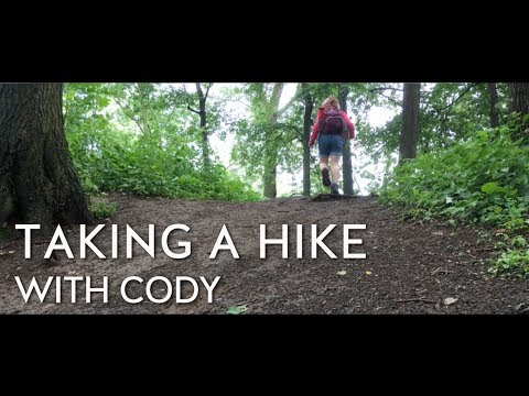 Taking a hike with Cody: Hiking Mont-royal park in Montreal