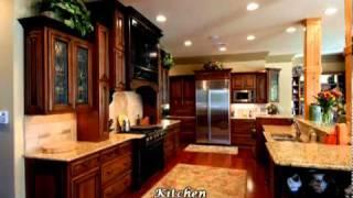 The Montana Lodge House Plan  # 06420 By Garrell Associates, Inc.  Michael W. Garrell Ga 18