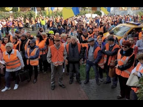 Работники «Житомиргаза» устроили забастовку: требуют по...
