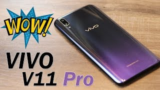 Vivo V11 Pro review - Unboxing, PUBG GamePlay, Camera samples, beautiful phone WOW camera!