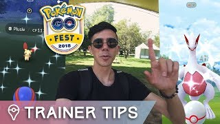 WHAT YOU NEED TO KNOW FOR POKÉMON GO FEST WEEKEND - NEW SHINY POKÉMON, RAIDS, RESEARCH!