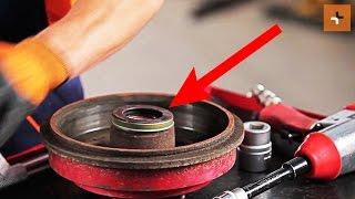 Pamoka: Kaip pakeisti galinio rato guolis MAZDA 2 DY