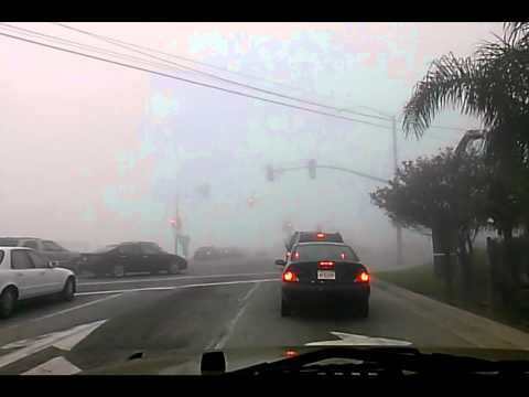 "El Monte, California Fog Music by NR ""After the Rain"""