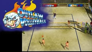 Outlaw Volleyball ... (PS2)