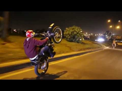 Killing the Streets of Bogota Colombia - Stunt Riding