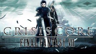 CRISIS CORE: FINAL FANTASY VII - PSP - GAMEPLAY #1