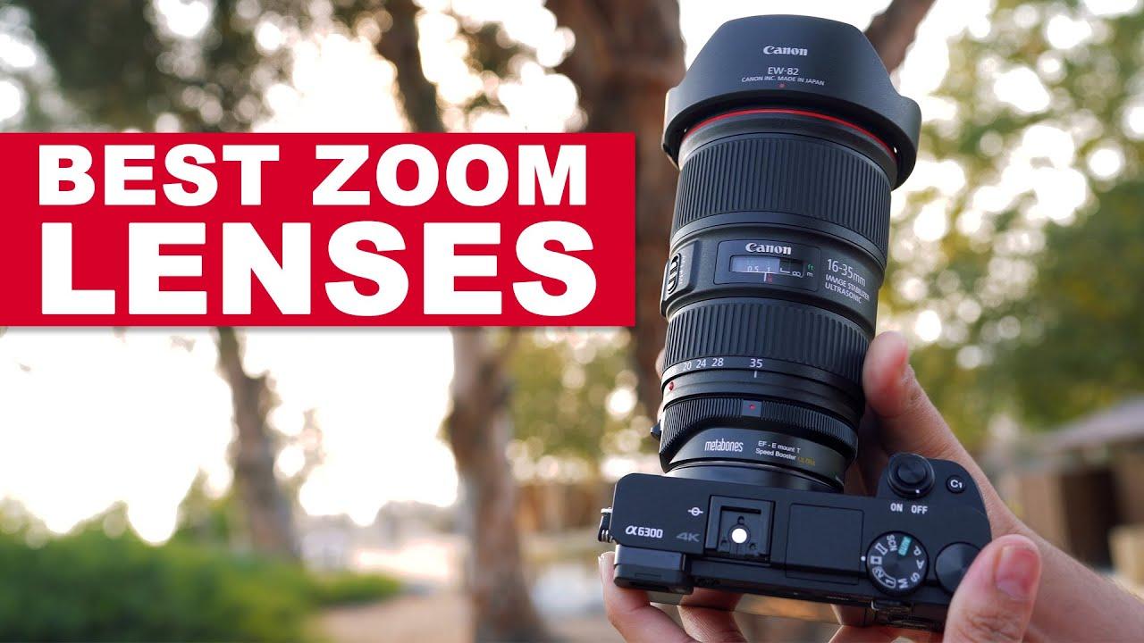 sony zoom lenses a6300 a7rii a7sii angle wide