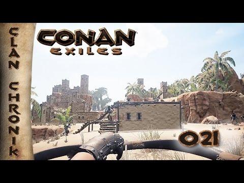 Conan Exiles | CLAN Chronik EP21: Ab in die City !