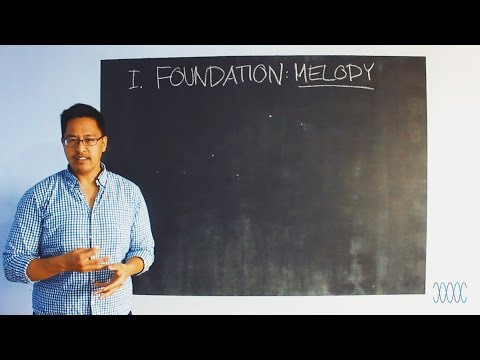 """""""What Is Melody?"""" - WARRENMUSIC Series - Melody Module - Episode 01"""