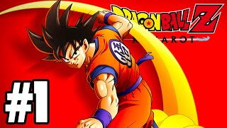 Dragon Ball Z Kakarot : Part 1 ชายที่ชื่อว่าคาคาล็อต