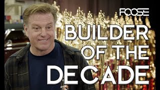 Download Chip Foose Wins Builder of the Decade Award! Mp3 and Videos