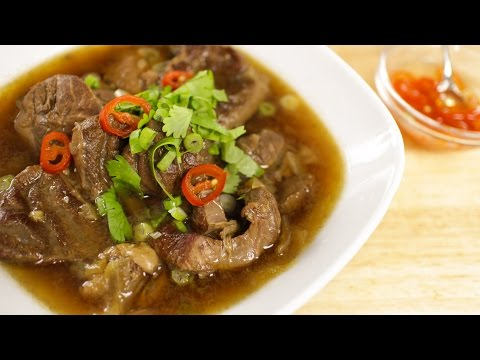 Thai Beef Stew เนื้อตุ๋น – Hot Thai Kitchen!