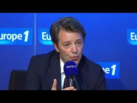 """François Baroin : """"Emmanuel Macron a réussi le coup de l"""