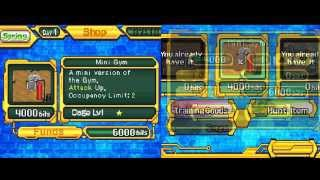 Digimon World Ch And Ionship Tutorial Sayajinmaldito From