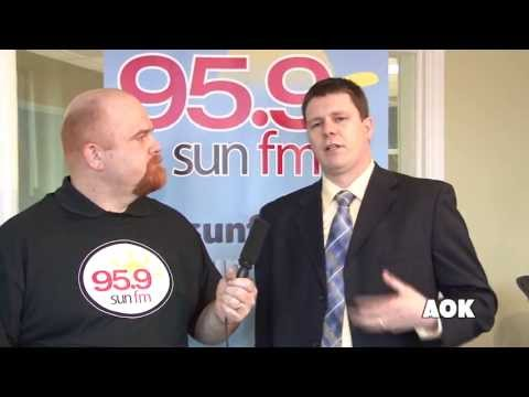 """ ON THE RIVER"" welcomes 95.9 Sun FM"
