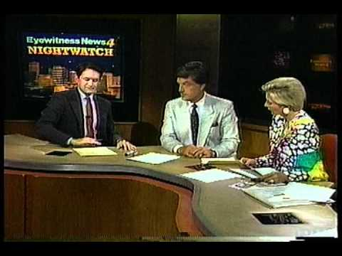 Who Dat Fan Club 1988 w/ Archie Manning and Angela Hill
