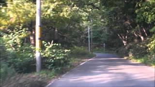 【車載動画】北海道札幌市 幌見峠(円山西町→盤渓方向)