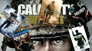 Best Call of Duty games Worst to Best 👏