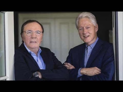 Bill Clinton & James Patterson, on the same page