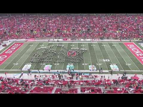 Alex Mac - Are You Ready Kids!? Ohio State's Spongebob-Themed Halftime Show is Amazing