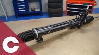Rack & Pinion Installation Tips
