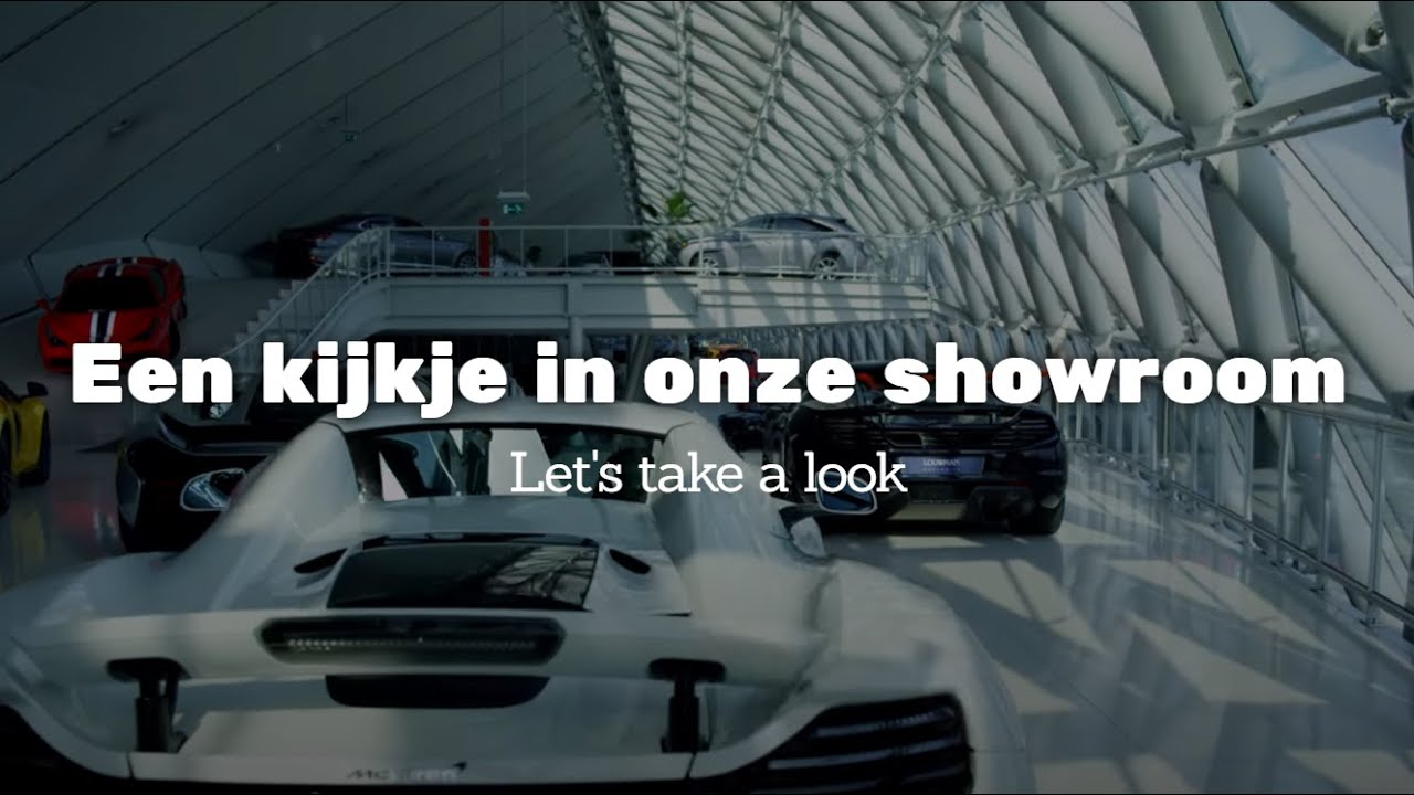 Louwman Exclusive A2 Showroom Impression Youtube