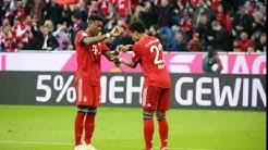 FC Bayern 5:0 Dortmund Netradio Highlights