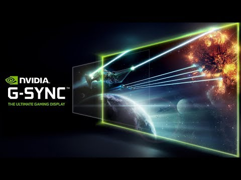 NVIDIA G-SYNC™- The Ultimate Gaming Display