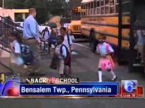 School Lane Charter School Goes Back to School