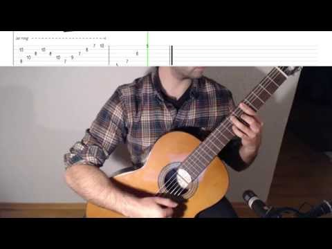 Tutorial: Zelda's Lullaby - The Legend of Zelda: Ocarina of Time on Guitar