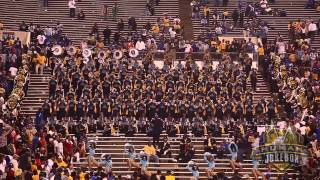 "Southern University Human Jukebox 2014 ""Can You Stand The Rain"""