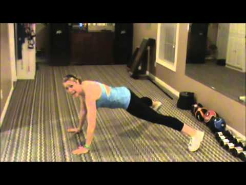 Body Weight Workout! Drop it Low!