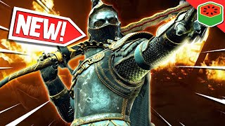 For Honor but I use the new Warmonger