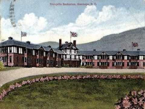 History Goes Bump Podcast, Ep. 41 - Tranquille Sanatorium
