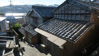 海界の村を歩く 伊勢湾 坂手島(三重県鳥羽市)