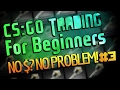 CS:GO Trading for Beginners : SNIPING STICKERED SKINS