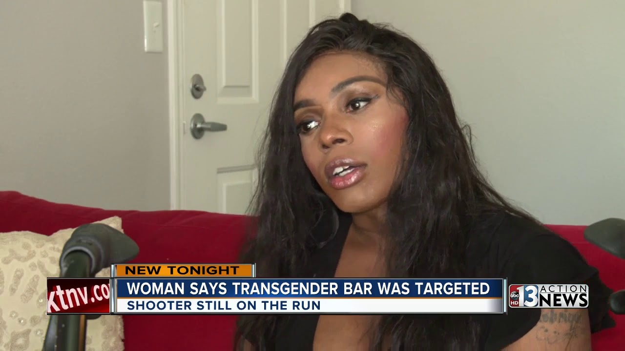 Victim In Las Vegas Transgender Bar Shooting Recounts Terrifying Moments
