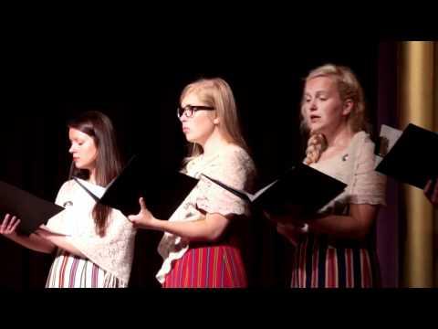 Tönu Körvits:: For music - Estonian TV Girls Choir, Tallinn, Estonia