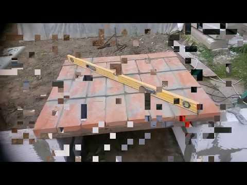 мангал из кирпича на даче