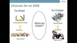 Sun GlassFish ESB: The Antidote for Complex, High Cost, Proprietary Software
