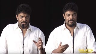 Sundar C. Speech @ Kalakalappu 2 Press Meet | Jiiva, Jai, Shiva, Catherine Tresa, Nikki Galrani