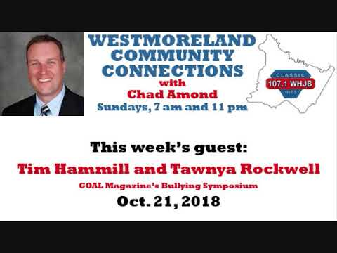 Westmoreland Community Connections (10-21-18)